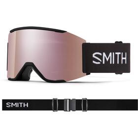 Smith Squad MAG Occhiali da Sci, nero/rosa